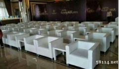 北京沙发租赁-长条沙发租赁-沙发凳租赁